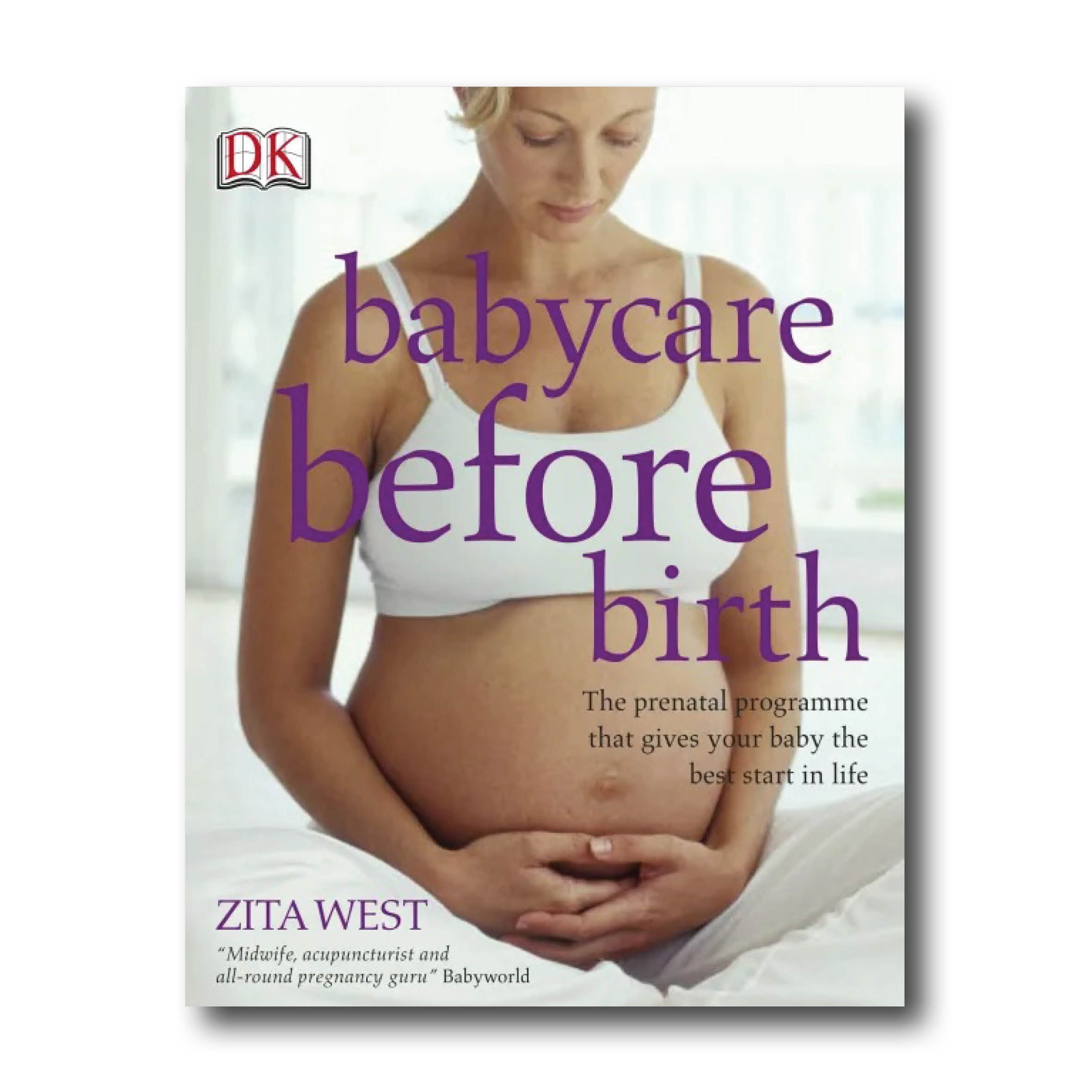 West Z 2006 Babycare before birth London Dorling Kindersley_