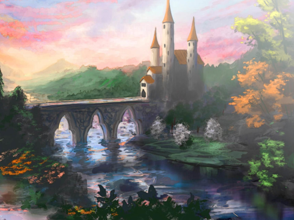 Fairy tale with a twist